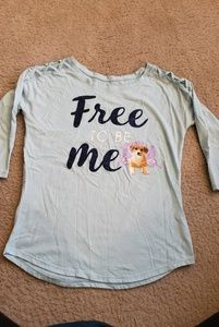 Kids youth shirt for girls